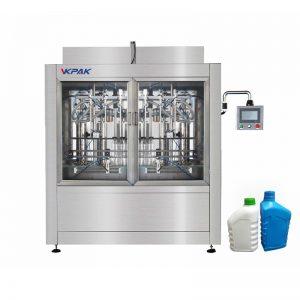 Riempitrice automatica di bottiglie e liquidi