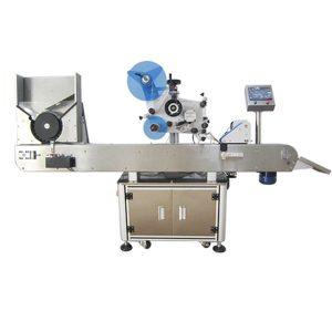 Etichettatrice automatica avvolgente orizzontale
