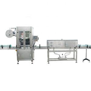Etichettatrice automatica per maniche termoretraibili